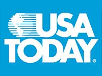 Small Talk Expert Deb Fine on USA Today
